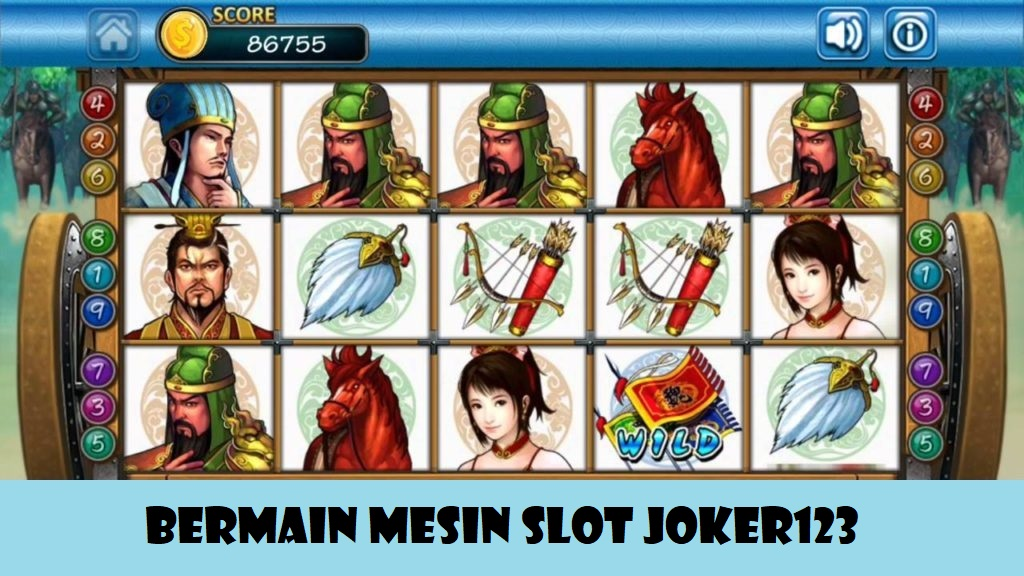 Bermain Mesin Slot Joker123